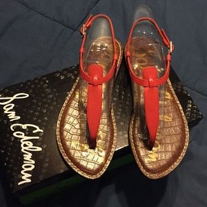 Sam Edelman woman's sandals
